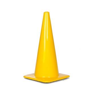 Yellow Cone Color Traffic Cone 7 lb